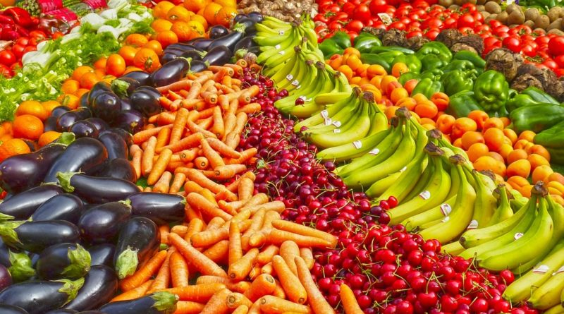 I frutti e le verdure più irrorati di pesticidi