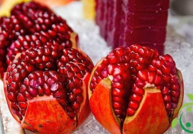 How to prepare pomegranate juice