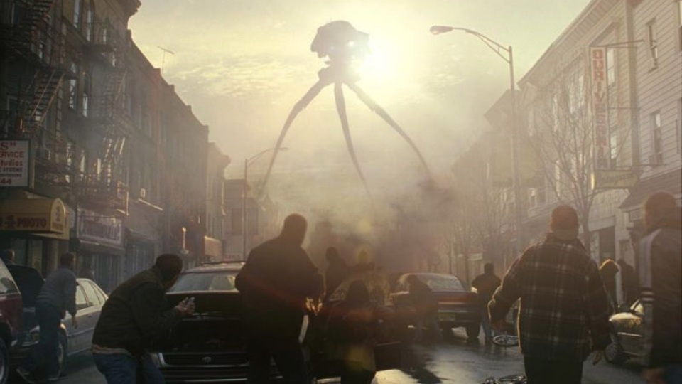 Analogie coronavirus - Guerra dei Mondi