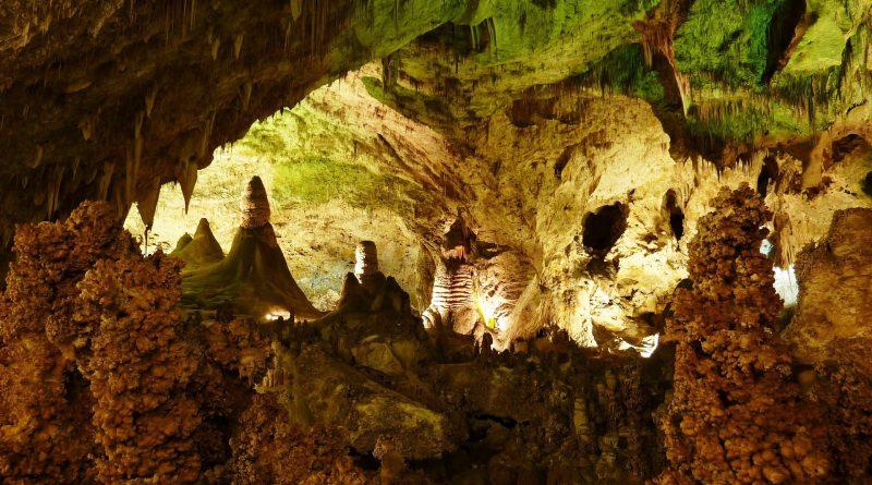 Parco nazionale delle Carlsbad Caverns