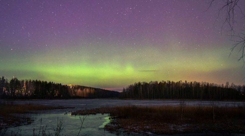Clima boreale delle foreste