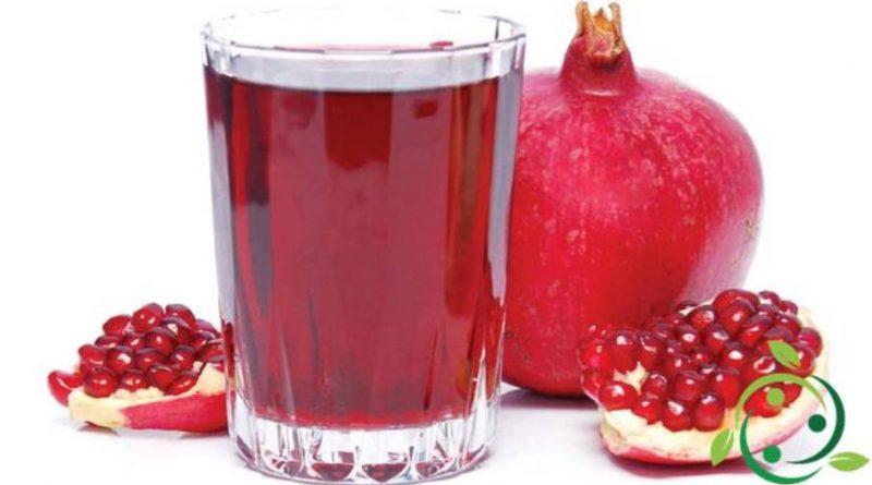 Proprietà e benefici del succo di melograno