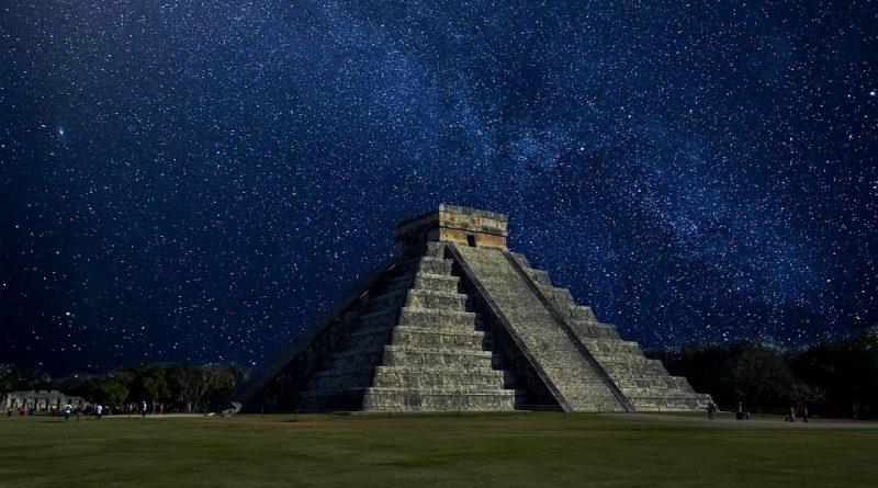I Maya e l'agricoltura