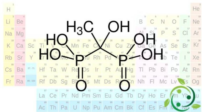 Acido etidronico
