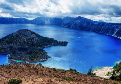 Parco nazionale del lago Crater