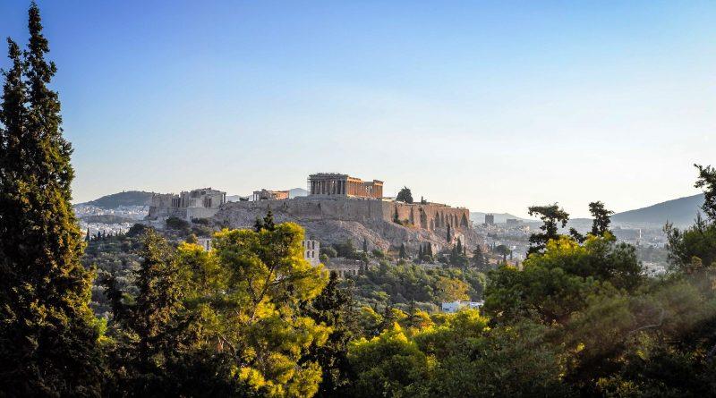 Gli antichi Greci e l'agricoltura